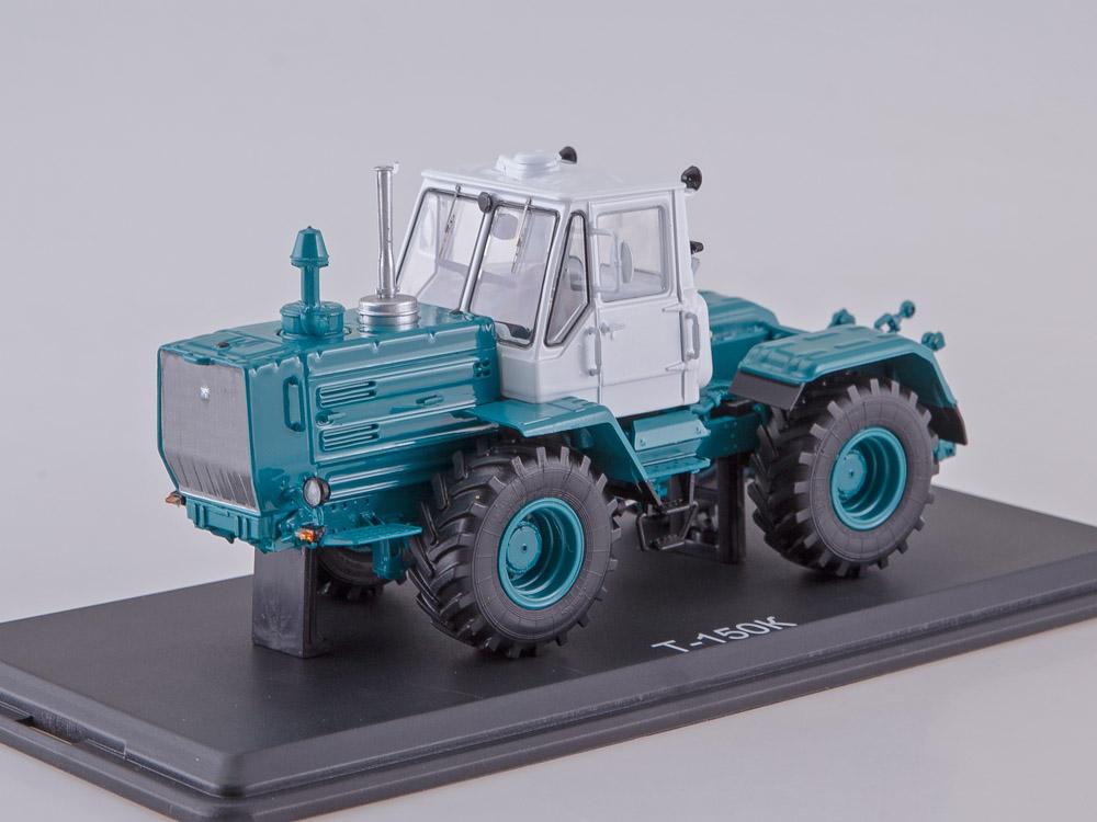 масштаб модель трактора т 150 купить