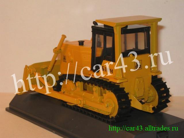 Бульдозер/трактор б10м 0112-ен