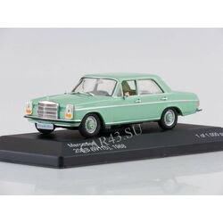 Mercedes-Benz 200/8 (W115), light green, 1968