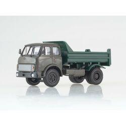 МАЗ-5549 самосвал,1977г. (хаки/зеленый)