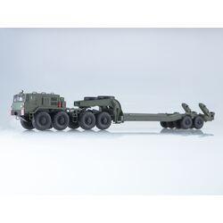 МАЗ-537 с полуприцепом ЧМЗАП-5247Г