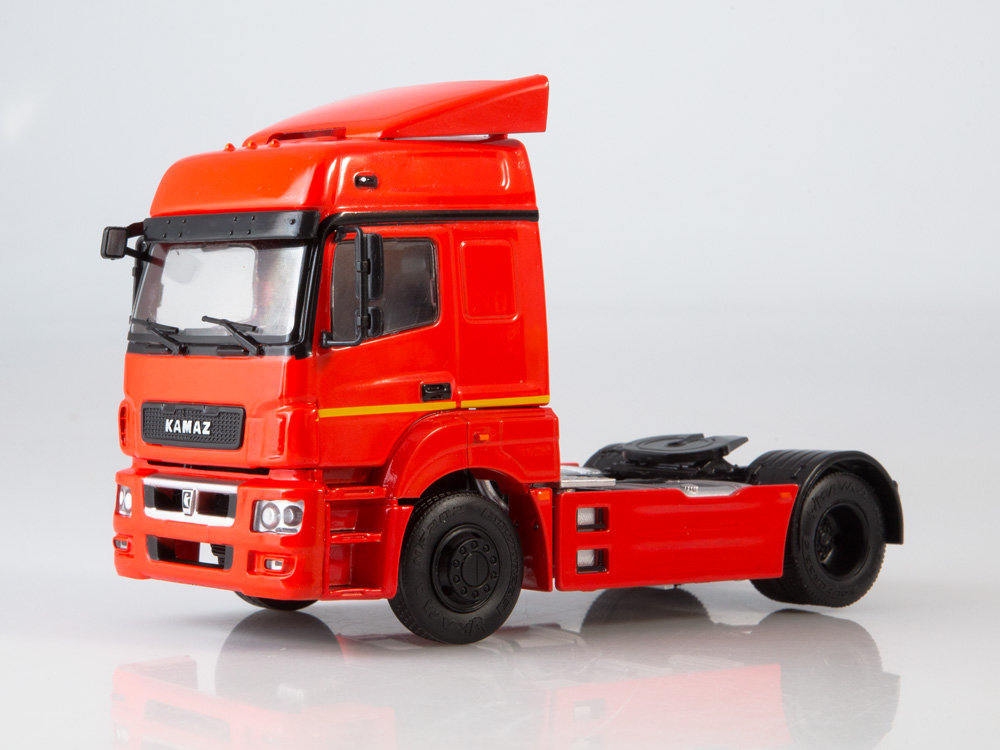Масштабные модели седельных тягачей купить в интернет ...